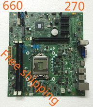 XR1GT For DELL Inspiron 660 Vostro 270 Motherboard MIB75R/MH_SG 11068-1 48.3HD01.011 LGA1155 Mainboard 100%tested fully work