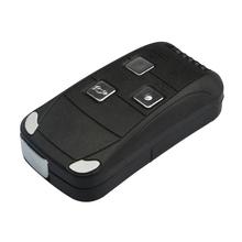Car Remote Uncut Flip Key Shell 3 Buttons for Lexus GS ES RX LX IS