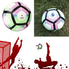 Sports 2016-17 Premier League Anti-Slip Football Match Soccer Ball Gift SIZE 5