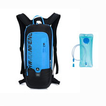 Small Climbing Hiking Backpack MTB Bicycle Riding Bag Bike Ski Backpack sacoche velo 6L Outdoor Sport Running Cycling Water Bag