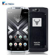 Original Oukitel K10000 4G FDD LTE Smartphone 5.5 inch Android 6.0 10000mAh Battery Cellphone 2GB RAM 16GB ROM 13MP Mobile Phone(China)