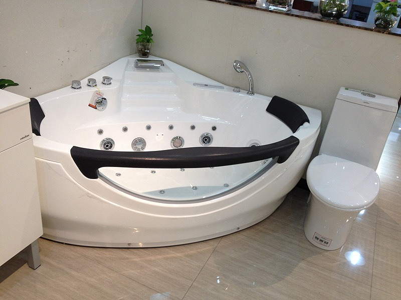 71\' Round Fiberglass With Resin Freestanding Seamless Joint Bathtub ...