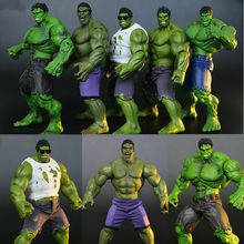 Avengers Age of Ultron Hulk  Action Statue Figure Toys