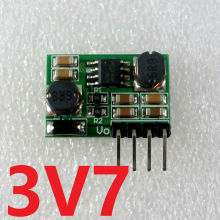 DD0603SA_3V7 2 in 1 0.9-6V to 3.7V Auto Buck-Boost Step-UP&Step-Down DC DC Converter for 18650 Solar battery Toy Power supply(China)