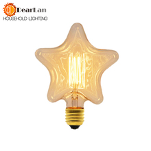Vintage Edison Bulbs 40W 220V-240V E27 Retro Bulb Tungsten Filament Edison Light Bulbs For Festival Pendant Light(SL-50???)(China)