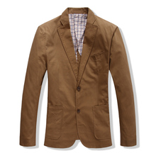 2015 Free shipping mens blazers slim fit outwear mens clothing jackets US SIZE M-XL SU199