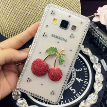 Lovely Fruit Case for LG K10 K8 K7 K5 K4 G4 Stylus G5 G6 G2 Red Cherry PC Hard Crystal Cover for LG X Power X Style Nexus 5X V20