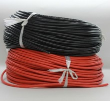 High quality Soft high temperature resistant silicone wiring  AWG10 12 14 16 18 20 22 for rc airplane helicopter   quadcopter