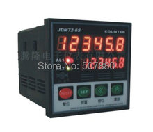 JDM72-6S intelligent digital counter meter counter cable length measurment  in unit  yard or inch