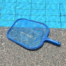 Zero 2017 Professional Leaf Rake Mesh Frame Net Skimmer Cleaner Swimming Pool Spa Tool New Hot Purchasing B7712