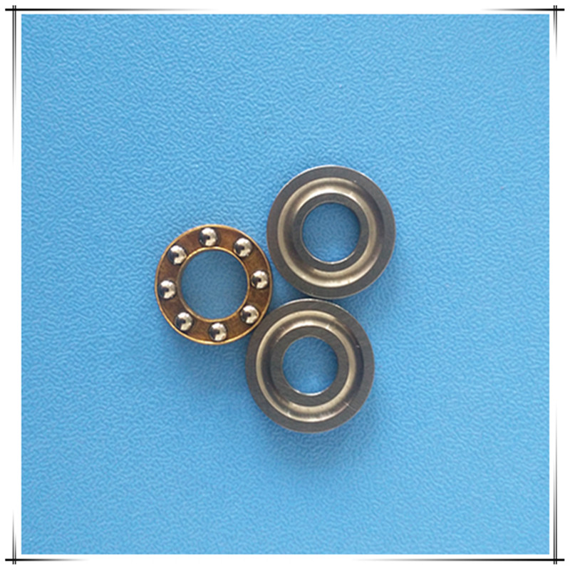 10pcs   Axial Ball Thrust Bearings F3-6M(3*6*3.5 mm )Plane thrust ball bearing F3-6M--Free Shipping<br><br>Aliexpress