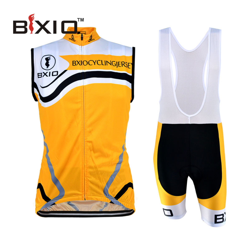 2017 BXIO Sleeveless Cycling Jersey Raiders Cycle Knicks Jerseys Equipe De France Ropa Ciclista Mountain Bikes Cycling Sets<br><br>Aliexpress