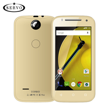 Original Phone Smart phone E2 4.5 inch Spreadtrum6820 1.0GHz  Android 4.4.2 2.0MP Google Play GSM with Russian language
