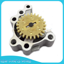 YX160 oil pump Fit YX 160cc Engine Pit Dirt Bike Pitster YCF Atomik IMR SSR KAYO