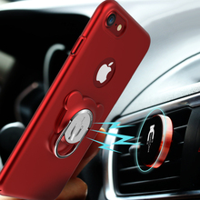 Aiqaa Magnetic Vehicle Mount Car Phone Holder Strong Magnet Air Vent Holder For Iphone 7 Xiao Mi6 One Plus 5(China)