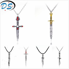 Movie Jewelry Game of Thrones Powerful Sword Pendants Necklace