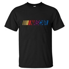 Hot Sell High Quality T Shirt Brand Fitness Body Building Men's Nascar Casual Shirts Super-soft Crew Is Instantly wholesale
