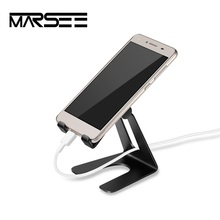 Adjustable Cell Phone Stand,MARSEE Phone Stand Holder For All Switch iPhone and all Android Smartphone(China)