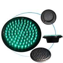 Clear Lens 200mm Led Traffic Light Module On Sale(China)