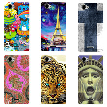 Buy Sony Xperia L S36h C2105 C2104 Case Luxury Cute Hard Plastic Cartoon Printing Cover Phone Back Shell Capa for $2.69 in AliExpress store