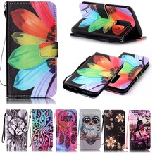 Buy Coque LG K7 Phone Cases Leather Wallet Flip Cover LG K7 X210ds X210 ds Tribute 5 LS675 MS330 LG-X210ds M1 LG-K7 Fundas for $3.20 in AliExpress store
