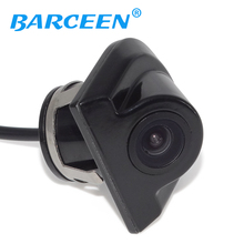 CCD universal Car rear view camera Car parking backup camera color night vision such as for solaris/ corolla /k2 car reversing