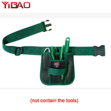 002 Garden Tools Bag  KTV Waiter Cleaning Tool Bag