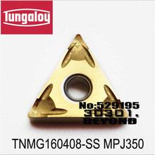 TNMG160408-SS MPJ350,original tungaloy carbide insert TNMG 160408 SS ,turning tool holder for cnc machine