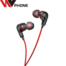 100% Official Original Nubia Earphone Red color  For all android phone /zte /nubia