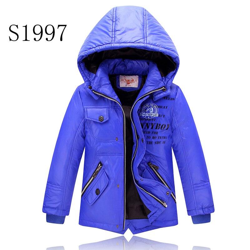 Hot Sale Fur Hooded Thickening Girl Winter Coat Feather Cotton Down For 7-14T Boys Winter Coat Warm Down Raincoat Long Parkas Îäåæäà è àêñåññóàðû<br><br>