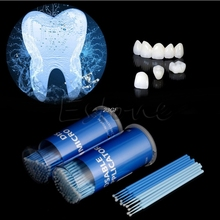 2017 1 Boxes Pro Dental Crown Temporary Material Veneers for Anterior Molar Teeth Health care products JUL5_25(China)