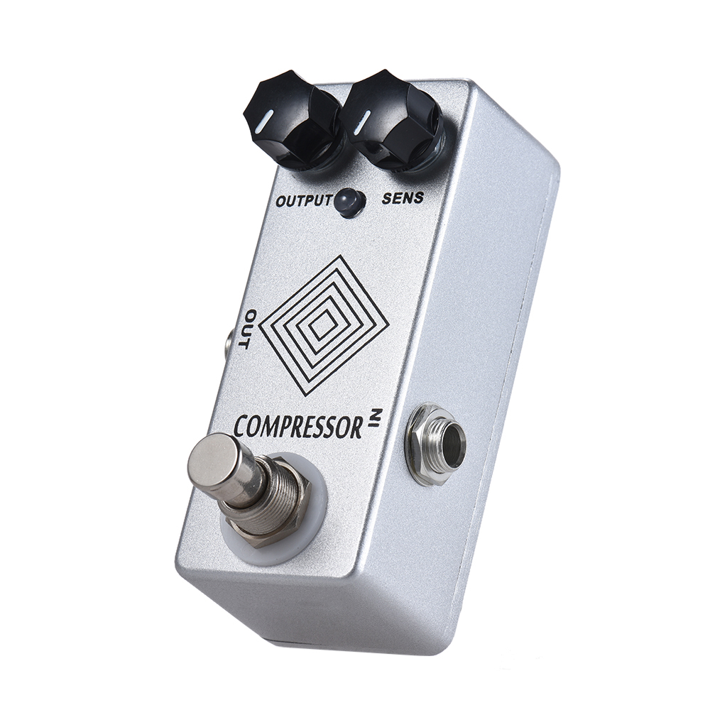 SOACH Mini Distortion Guitar Effect Pedal True Bypass Zinc-aluminium Alloy Body<br>