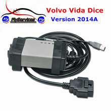 New Arival 2014A Professional Diagnostic Tool For Volvo Dice For Volvo Vida Dice Support Multi-languages(China)