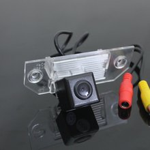 For Ford Focus Hatchback 2004~2008 Car Rear View Camera Back Up Reverse Parking Camera / Plug Directly High Quality(China)