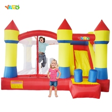 YARD Fedex Free Shipping Bouncy Dream Castle Residential Use Inflatable Jumper Bouncer Kids Playground Special Offer For ASIA