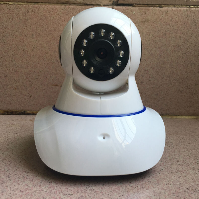 G90B camera IOS Android APP Control WIFI HD Pan/Tilt Networok IP Camera,Phone Operate compatible With G90B WIFI GSM ALARM SYSTEM<br>
