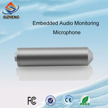 SIZHENG COTT-C2 Sound pickups embedded audio monitor listening device security camera CCTV microphone low noise(China)