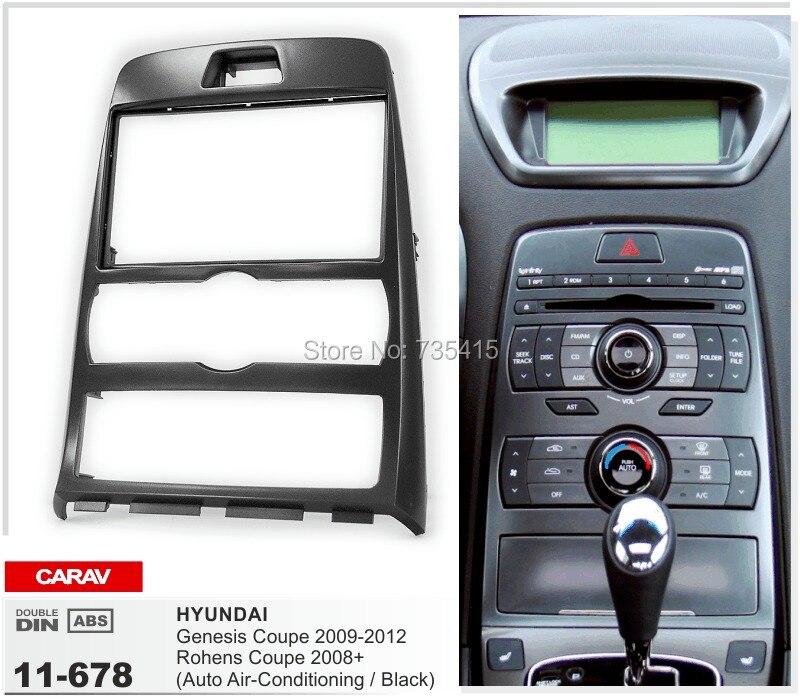 CARAV 11-625 Car Radio Installation Trim Fascia Panel