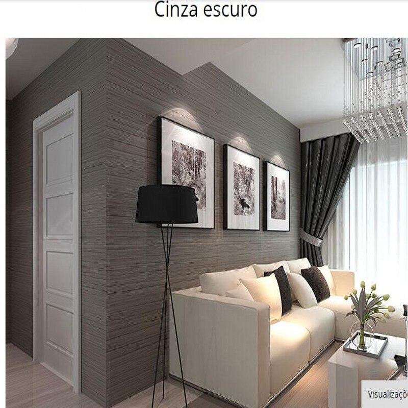 High-end modern minimalist living room bedroom striped wallpaper decorative waterproof PVC wallpaper<br><br>Aliexpress