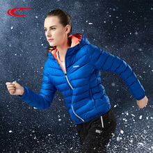 SAIQI 2017 Short Hiking Outdoor Women Winter Jacket Thick Cotton Coat Hooded Design Cotton-padded Warm Outside Sport Parka 1016(China)