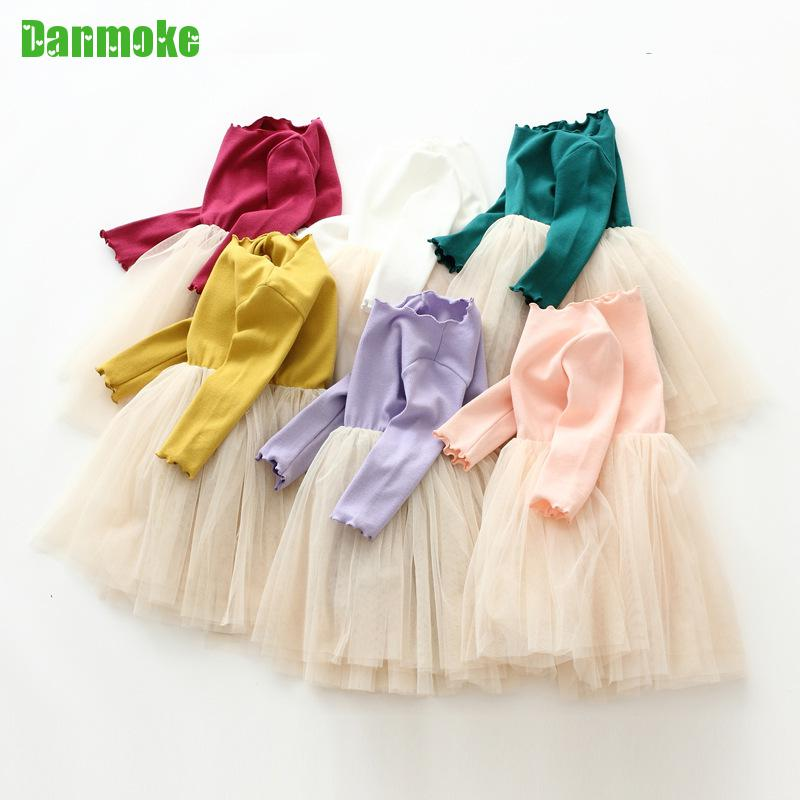 DANMOKE Girl Dresses Cinderella Dress Costume Princess Party Dresses Girls Christmas Clothes Candy Color Dress For Teenagers<br><br>Aliexpress