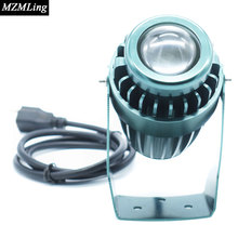 15W Monochrome (R/G/B/W, Choose One From Them) Beam Light Outdoors Waterproof Light DJ /Bar /Party /Show /Stage Light(China)