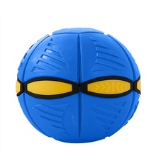 UFO Ball Step Ball Vent Ball Frisbee Ball Deformation Outdoor Toys Children's Christmas Gift