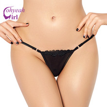 PW5083 Ohyeahgirl lace sexy bragas atractivas plus size 4 pcs/lot sexy women's thong cheap lingerie sexy panties string femme