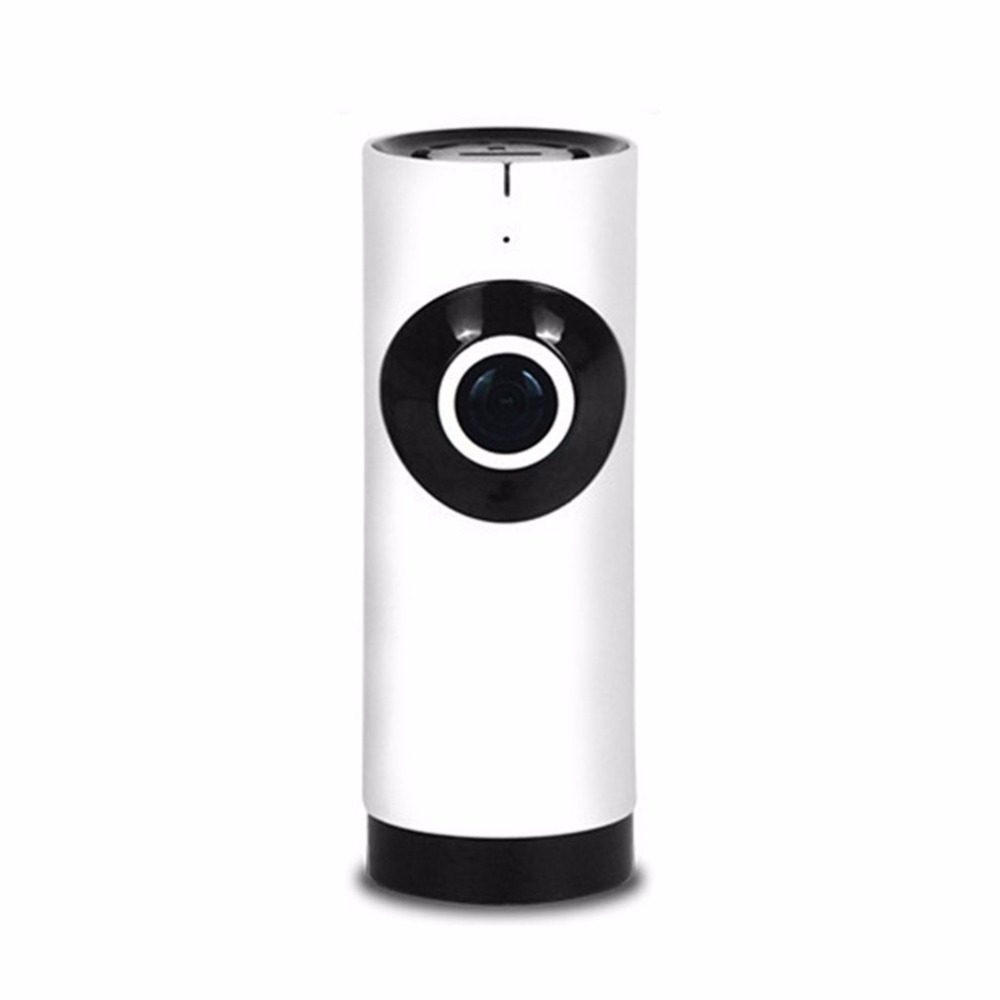 HD 720P Household Mobile Phone Monitoring Surveillance Wireless Camera 180 Degree WiFi Baby Pet Monitor Security Camera<br>