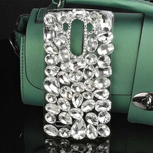 Strass Crystal Cover for LG V20 G2 G3 G4 K3 K4 K8 K10 Diamond Phone Case for LG X Power X Screen Rhinestone Mobile Phone Cases