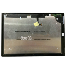 New 12 Inch LCD DIsplay Panel Touch Screen Digitizer Assembly For MICROSOFT Surface Pro 3 1631 Free Shipping(China)