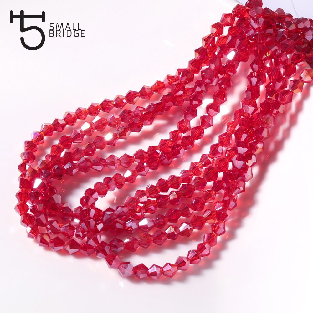 Bicones Glass Beads (2)