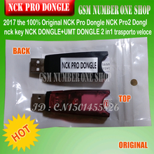 gsmjustoncct 100% Original NCK Pro Dongle NCK Pro2 Dongl nck key NCK DONGLE+UMT DONGLE 2 in1 fast shipping(China)