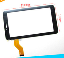 5PCs/lot Touch Screen digitizer Freelander PD10 3g touch screen PD10 3gs phone tablet MTK8312 Screen Glass Sensor Free Shipping